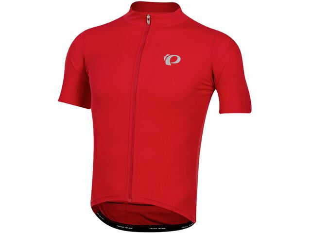 PEARL iZUMi Select Pursuit Maillot de cyclisme Homme, torch red